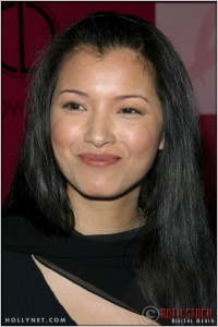 Kelly Hu at Audemars Piguet Promesse To Win Breast Cancer Research Foundation Benefit