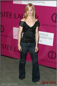 Mena Suvari at Audemars Piguet Promesse To Win Breast Cancer Research Foundation Benefit