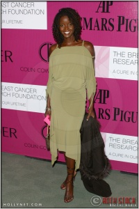 Tomiko Fraser at Audemars Piguet Promesse To Win Breast Cancer Research Foundation Benefit