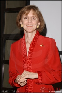 Gillian Sorensen, former Assistant Secretary-General of the United Nations