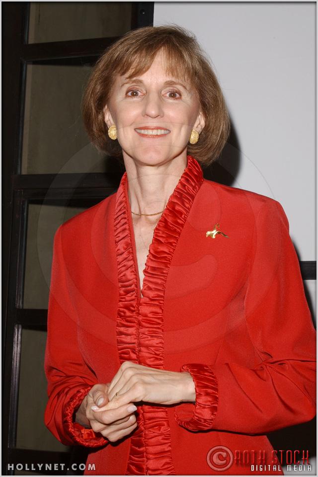 Gillian Sorensen, former Assistant Secretary-General of the United Nations