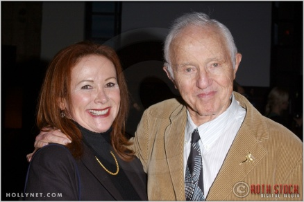 Haskell Wexler with his Wife
