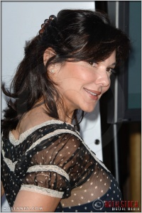 Laura Harring at the Press Conference for the Rally for Kids with Cancer Scavenger Cup