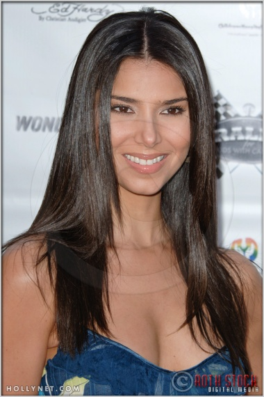 Roselyn Sanchez at the Press Conference for the Rally for Kids with Cancer Scavenger Cup