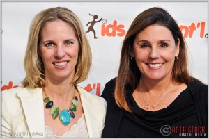 Ally Bowdoin and Kathy Knoll at Kids Play International's 4th Annual Cocktails For A Cause