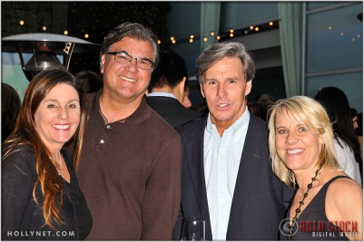 Olympian Tracy Evans and Guests at Kids Play International's 4th Annual Cocktails For A Cause