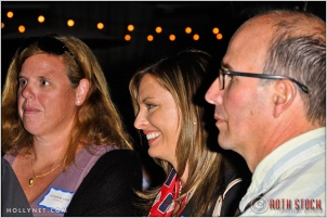 Olympians Katherine Starr, Tamara Christopherson and Curt Bader at Kids Play International's 4th Annual Cocktails For A Cause