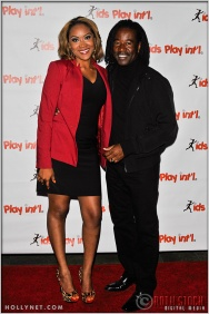 Liddell Smith and Regi Ross Rayfield at Kids Play International's 4th Annual Cocktails For A Cause