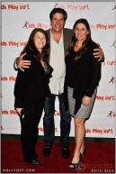 Jeff Bonafede, Kathy Knoll and Guest, at Kids Play International's 4th Annual Cocktails For A Cause