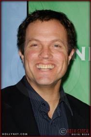 Adam Baldwin at NBC Universal Press Tour