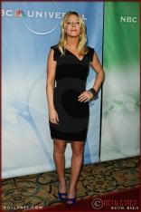 Anastasia Griffith at NBC Universal Press Tour