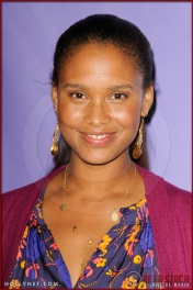 Joy Bryant at NBC Universal Press Tour