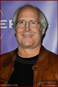 Chevy Chase at NBC Universal Press Tour