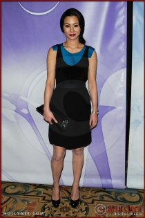 China Chow at NBC Universal Press Tour