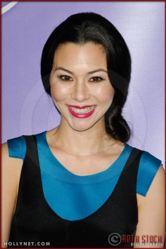 China Chow at NBC Universal Press Tour