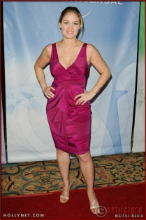 Erika Christensen at NBC Universal Press Tour