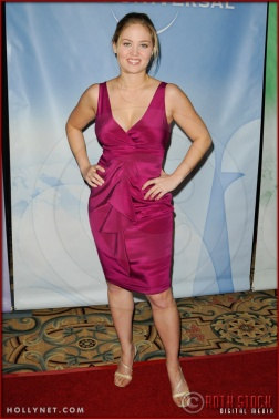 Erika Christensen at NBC Universal Press Tour