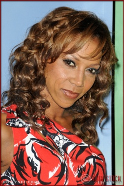 Holly Robinson Peete at NBC Universal Press Tour