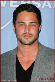 Taylor Kinney at NBC Universal Press Tour