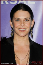 Lauren Graham at NBC Universal Press Tour