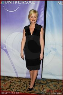 Amy Poehler at NBC Universal Press Tour