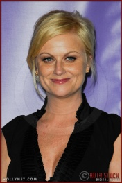 Amy Poehler at NBC Universal Press Tour
