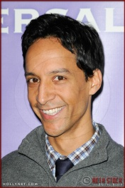 Danny Pudi at NBC Universal Press Tour