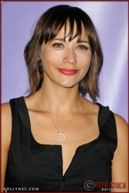 Rashida Jones at NBC Universal Press Tour