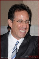 Jerry Seinfeld at NBC Universal Press Tour