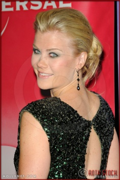 Alison Sweeney at NBC Universal Press Tour