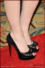 Alessandra Torresani at NBC Universal Press Tour