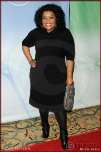 Yvette Nicole Brown at the NBC Universal Press Tour
