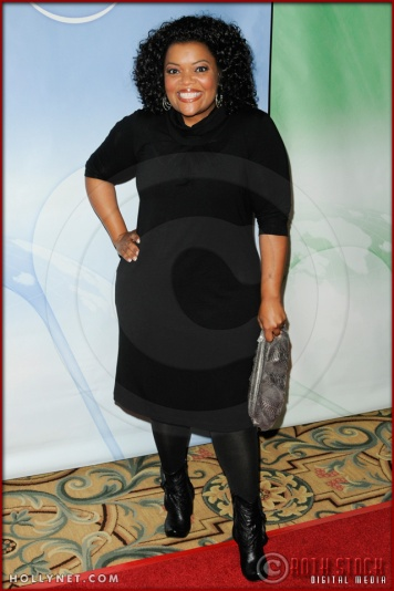 Yvette Nicole Brown at the NBC Universal Press Tour