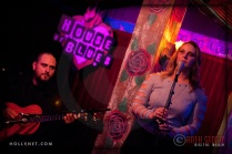 Kendra Ramaley and Michael Brown at House of Blues
