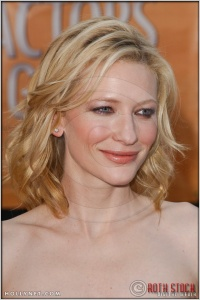 Cate Blanchett arriving at the 11th Annual Screen Actors Guild Awards