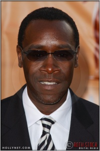 Don Cheadle arriving at the 11th Annual Screen Actors Guild Awards