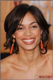 Rosario Dawson arriving at the 11th Annual Screen Actors Guild Awards