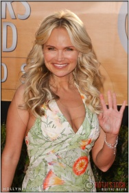 Kristin Chenoweth arriving at the 11th Annual Screen Actors Guild Awards