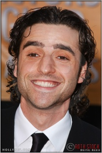 David Krumholtz arriving at the 11th Annual Screen Actors Guild Awards