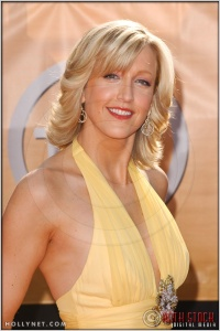 Lara Spencer arriving at the 11th Annual Screen Actors Guild Awards