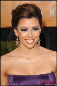 Eva Longoria arriving at the 11th Annual Screen Actors Guild Awards