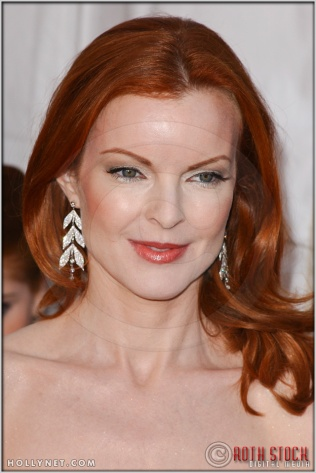 Marcia Cross arriving at the 11th Annual Screen Actors Guild Awards