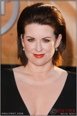 Megan Mullally arriving at the 11th Annual Screen Actors Guild Awards
