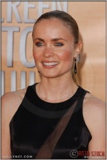 Radha Mitchell arriving at the 11th Annual Screen Actors Guild Awards