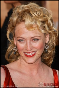 Virginia Madsen arriving at the 11th Annual Screen Actors Guild Awards