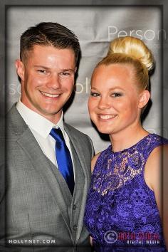 Olympic hopefuls Andy Lakatosh and Missy Marie Erickson