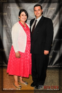 Mary Poudrette and Brian Poudrette
