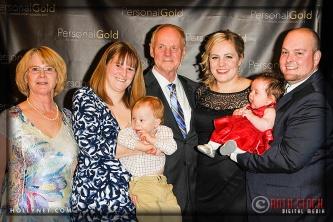 Olympian Jennie Reed, Brandon Madden and Family