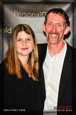 Hilary Tarner and Thomas Wood