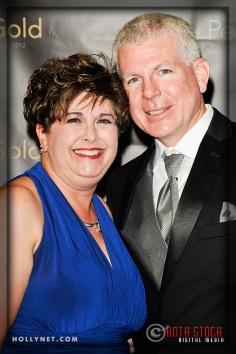 Gail Francis and Bob Francis